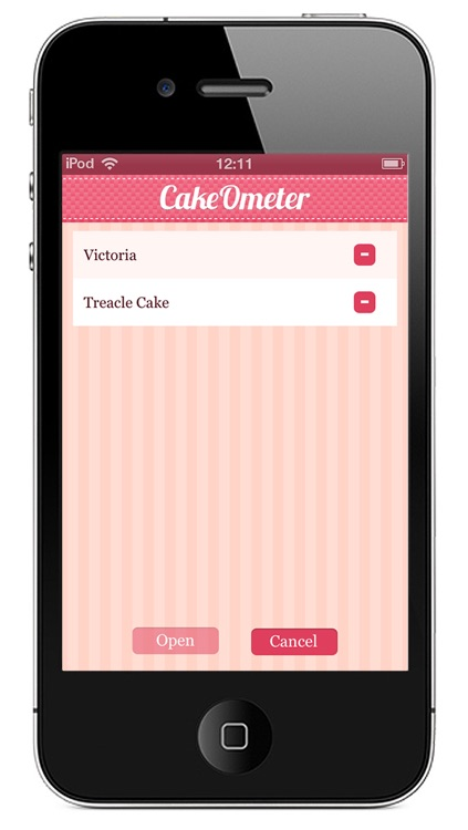 CakeOmeter – Scale Recipes and Cooking Times screenshot-3