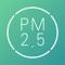 102、空气卫士 - PM2.5空气质量监测仪