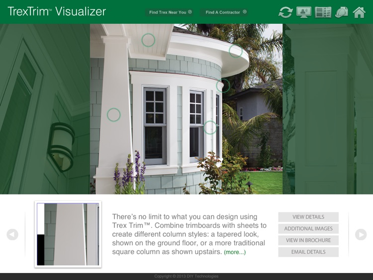 Trex Decking and Railing Visualizer Tool – visualize your Trex dream deck and outdoor living space!