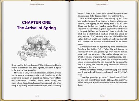 Squirrel World by Johanna Hurwitz on Apple Books