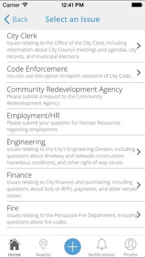 Pensacola 311 on the App Store