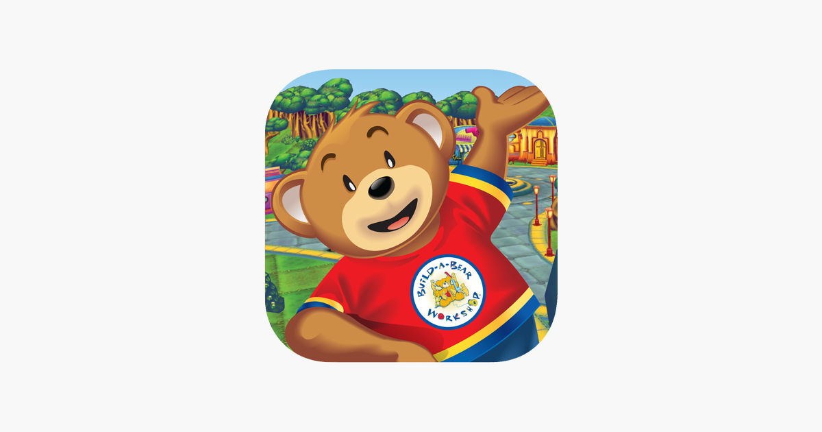 Build A Bear Workshop Bear Valley On The App Store