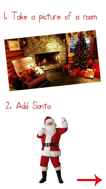 Santa was in my House! Catch Santa Camera