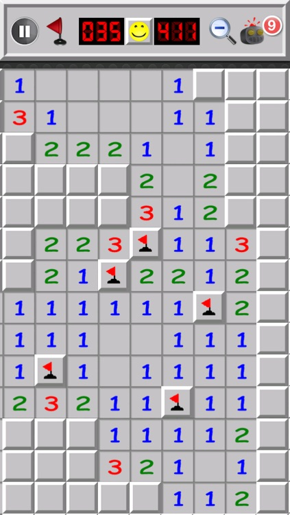 Minesweeper Deluxe ™ screenshot-1