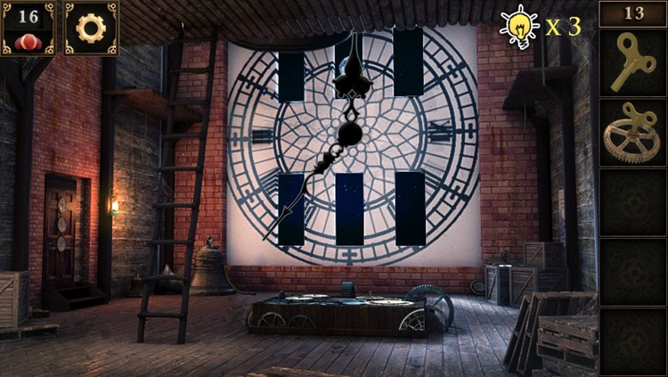 密室逃脫:逃出神秘宮殿 screenshot-3