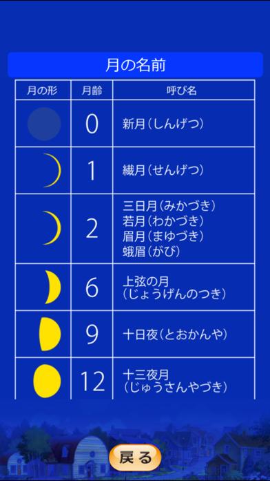 がんばれ!ルルロロの月齢カレンダーのおすすめ画像4
