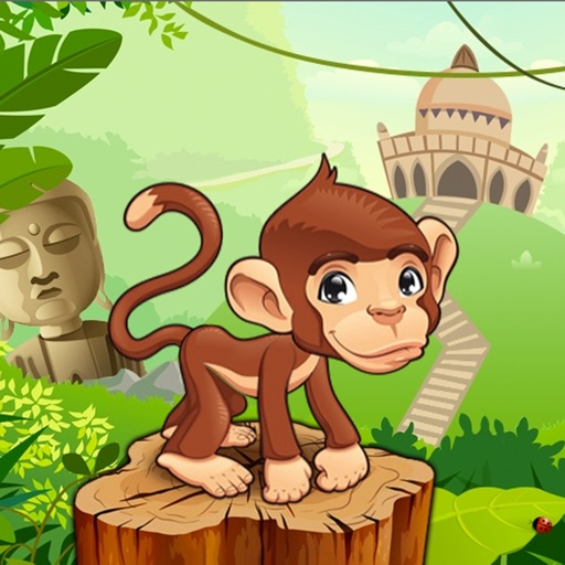Monkey Mahjong Connect icon