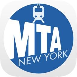 New York Subway Underground Metro Map