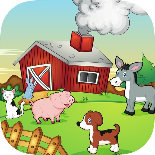 Happy Farm For Kids Free Game