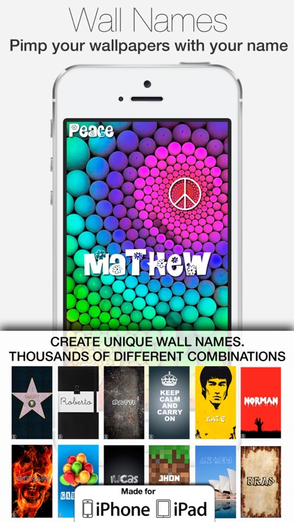 Wallpapers with your Name :: WallNames