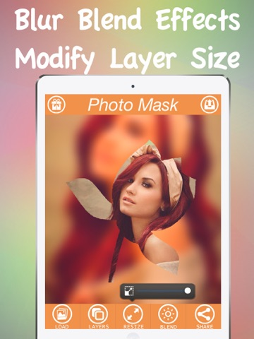 Photo Mask Pro - Mask Layer Effects On Camera Photos-ipad-3