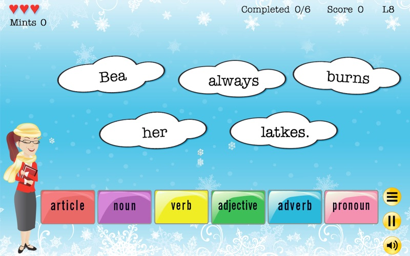 Grammar Pop Winterfest iphone images