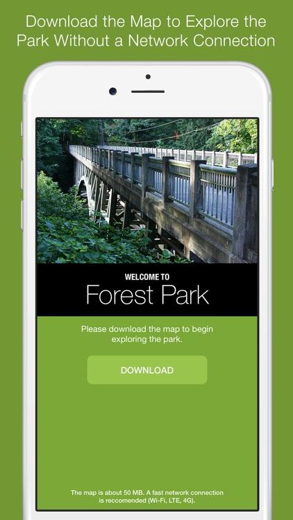 Forest Park Offline Trail Map, Portland, Oregon screenshot-4