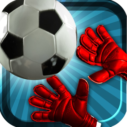 Soccer Goalie Pro Game icon