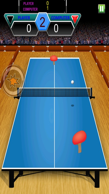 Table Tennis Ping Pong Blast FREE screenshot-3