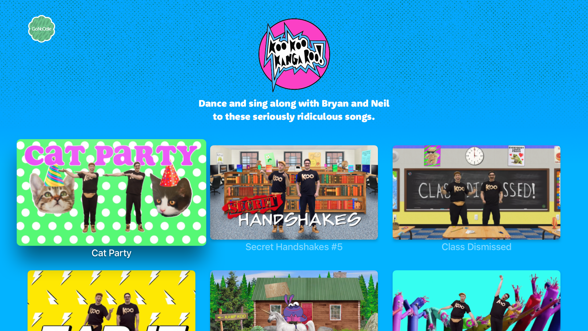 GoNoodle - Kids Videos screenshot 13