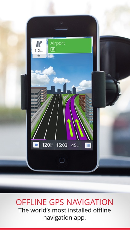 Sygic UK & Ireland: GPS Navigation