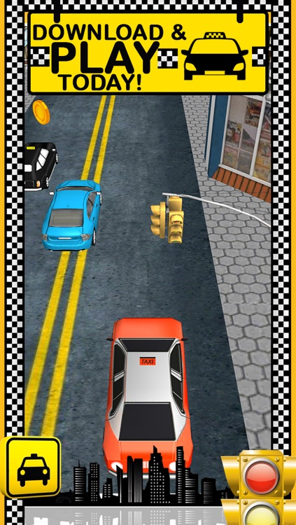 3D Taxi Driving Race Game By Top Car Racing Games For Best Boys And Teens  FREE screenshot-4