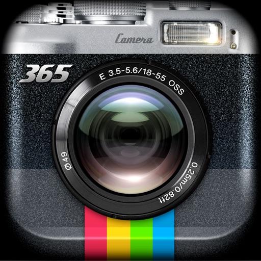 Camera 365 Plus - 600 Filters Effect Darkroom Camera