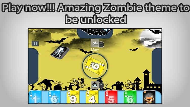 Crazy8 Twister screenshot-1