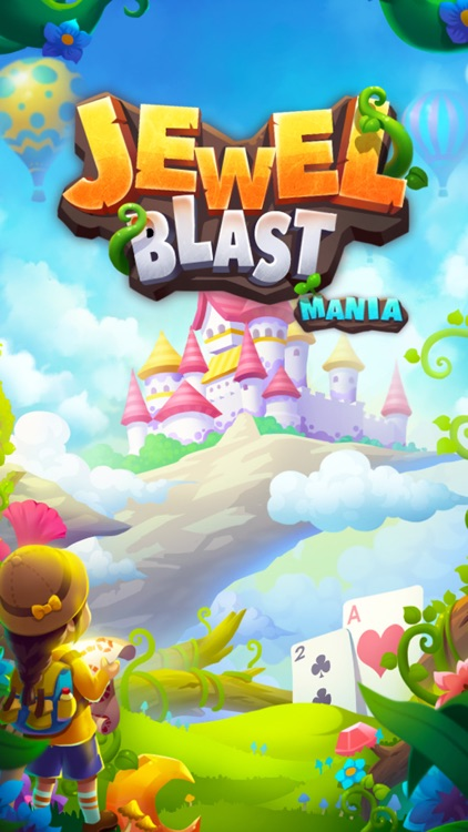 Jewel Blast Mania - Heroes of The Jewel Quest Crush screenshot-4