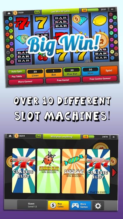 Dreaming Of A Slot Machine: Playing, Winning - Corner Store Casino