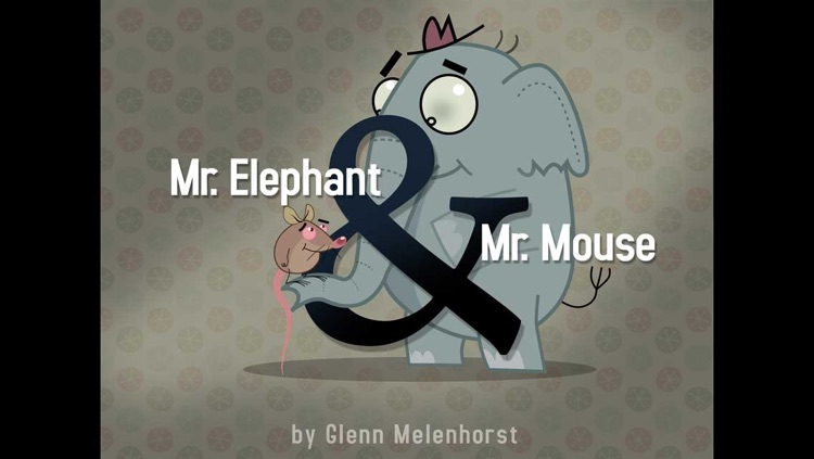 Mr. Elephant & Mr. Mouse screenshot-0