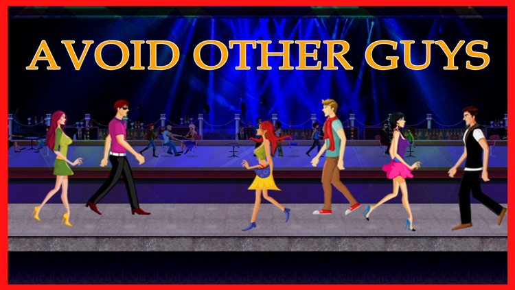 Boys Meet Girls 2 : Love Dating Nightclub - Free Edition screenshot-3
