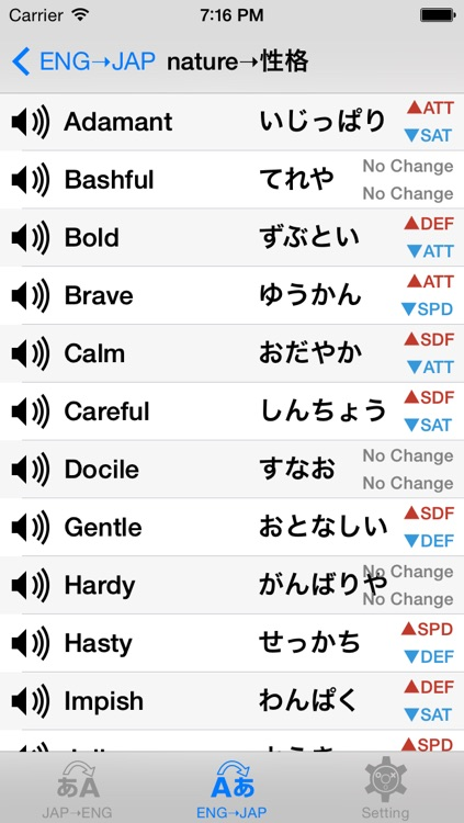 JAP-ENG Dictionary for Pokemon XY