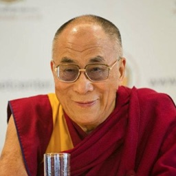 Tenzin Gyatso Daily Surprise