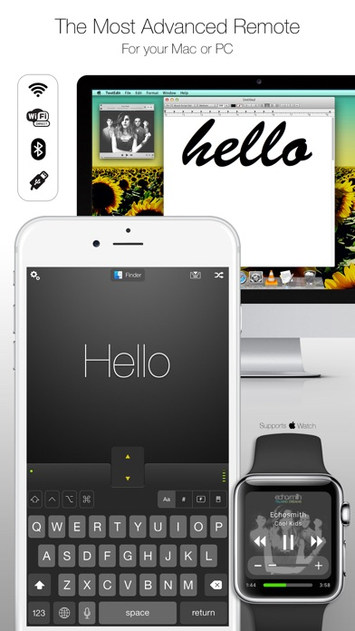 Screenshot for Mobile Mouse Remote in Denmark App Store