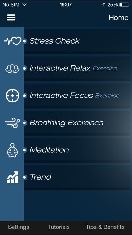 Serenita - Stress & Anxiety screenshot-3