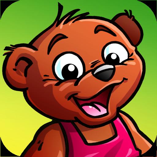 Маленький Медвежонок Веселится