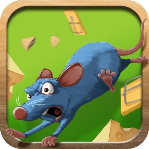 Борьба Злых Мышей в Лабиринте – Сумасшедшая Погоня за Едой на Большой Семейной Ферме