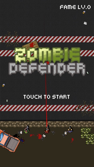 Zombies Defender