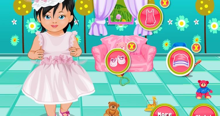 Take care for baby - Kids game screenshot-3