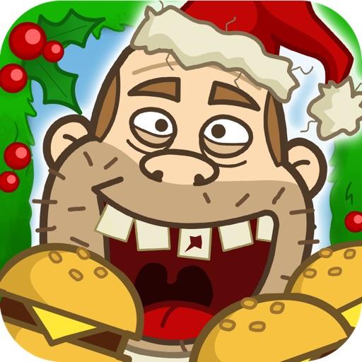"""Бесплатная игра Pождество Crazy Burger - разработана компанией """"Лучшие Бесплатные Игры для Детей, Интерессные Игры - Бесплатные Приложения Игры"""