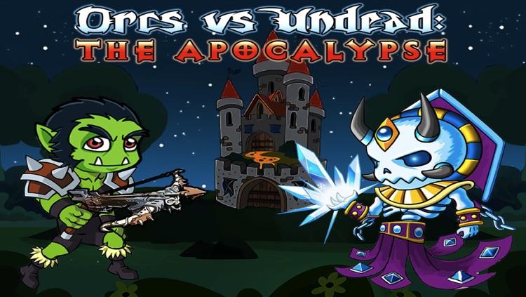 Orcs vs Undead: The Apocalypse