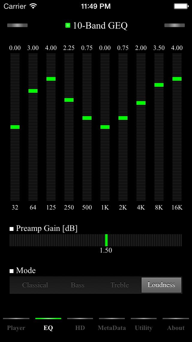 AmpliFlac Free - HD Flac Player-1