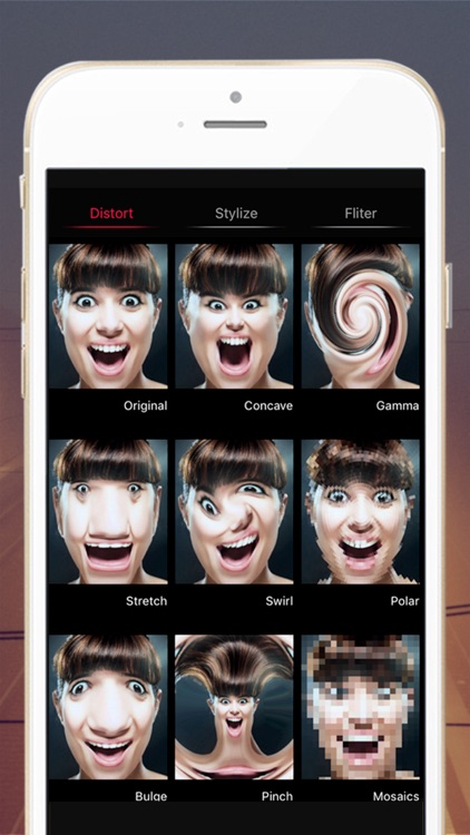 Video Booth Camera - Funny Face Changer App