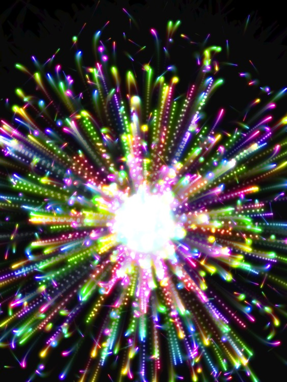 Real Fireworks Visualizer screenshot-3