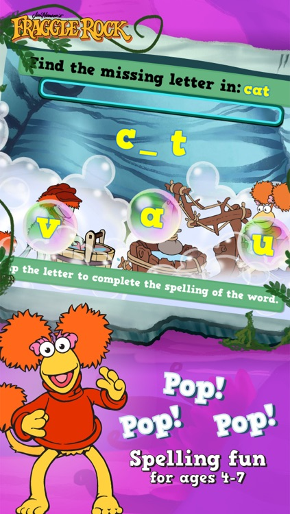 Fraggle Rock Game Day screenshot-4