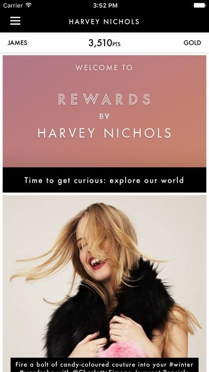 Rewards by Harvey Nichols