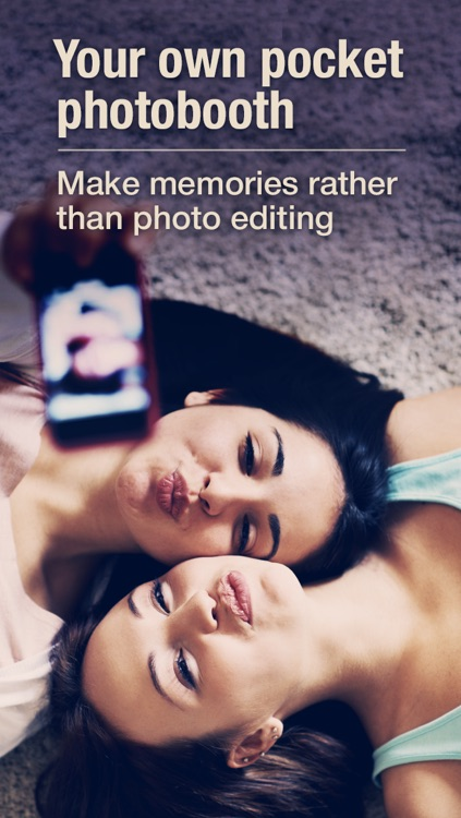 Photomat – your pocket photobooth