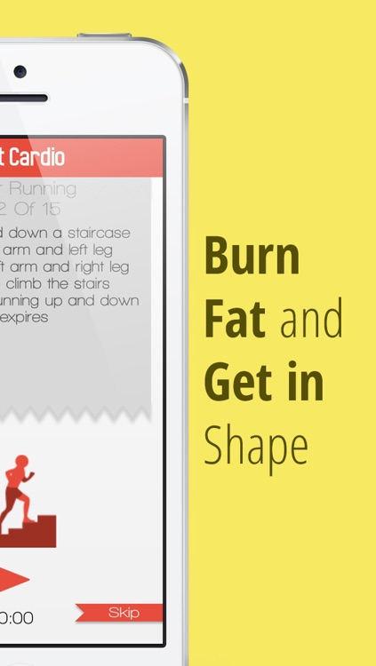 xFit Cardio Pro – High Intensity Customized Fat Burning Workout for a Sexy Body and Healthy Heart