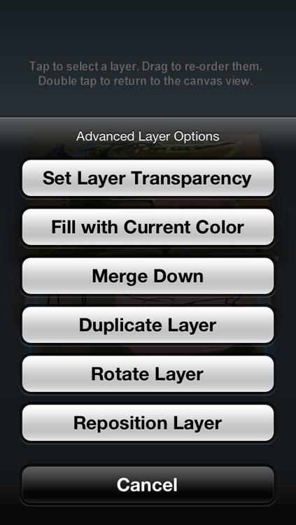 Layers screenshot-4