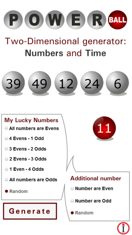 Lotto Winner for Powerball screenshot-3