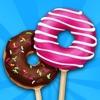 Donut Pop Maker - Cooking Games