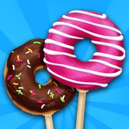 Donut Pop Maker - Cooking Games