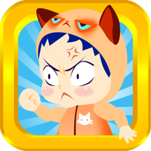 Clash of CLABs Rush - the Run, Race & Jump Cartoon Cute Little Angelic Baby vs Cracked Monsters Free Running, Racing & Jumping iPhone/Ipad Edition Game